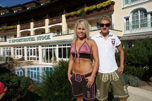 Tradition ist 'in' und mit der Lederhose kann man sich definitiv wieder sehen lassen. Nicht nur auf einem zünftigen Fest sondern mittlerweile auch im Schwimmbad.