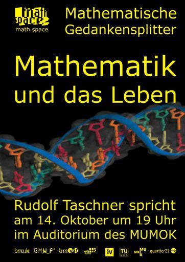 """""""Mathematik und das Leben""""."""