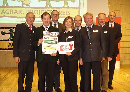 Bild: Silbermedaille für die Baumhotels des Baumkronenweges