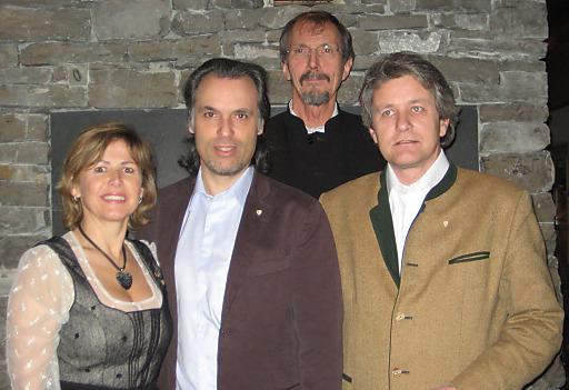 2009 mit neuem Präsidenten und neuem Geschäftsführer: Best of the Alps.