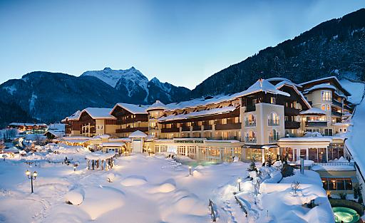 Das Sporthotel Stock wurde als einziges Hotel in Österreich vom Deutschen Wellness Verband mit dem Prädikat EXZELLENT ausgezeichnet.