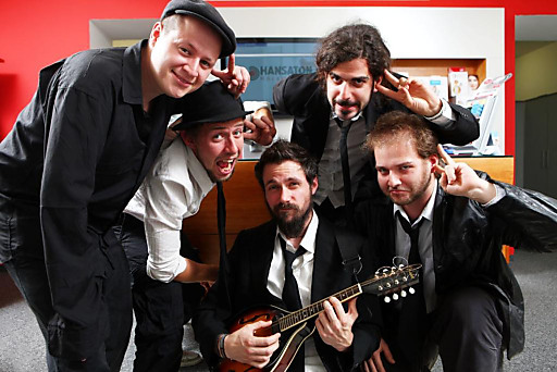 Newcomer-Band Gasmac Gilmore rockt mit Spezial-Gehörschutz von HANSATON