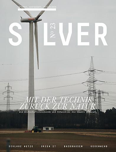 SILVER 23 Cover