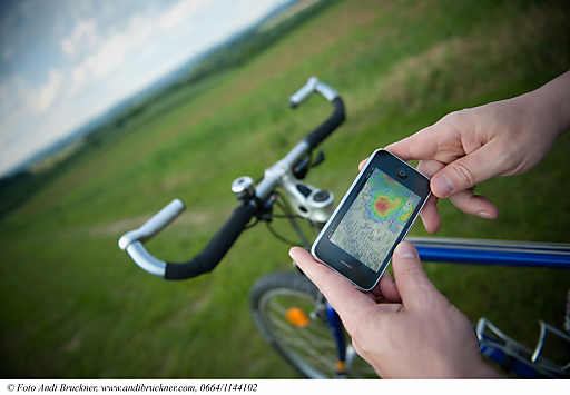 ALDIS mobile bringt Gewitterinfomationen auf das Handy