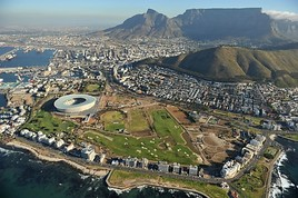 Fotograf: Bruce Sutherland, City of Capetown, Fotocredit: Bruce Sutherland, City of Capetown