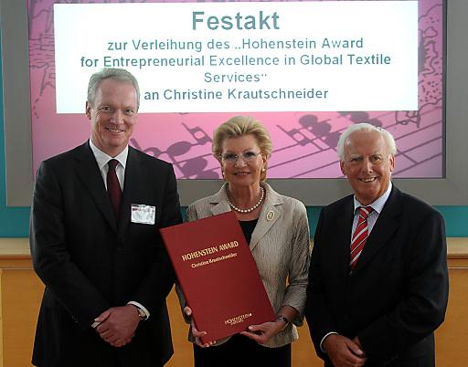 Unternehmerin startete Expansion nach CEE/SEE und verzehnfachte den Umsatz des Familienunternehmens Salesianer Miettex