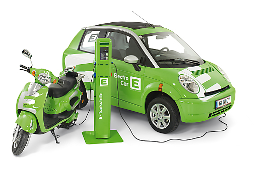 Die Energie Steiermark setzt auf E-Mobilität und installiert im ersten Schritt 20 KeContact-Ladestation von KEBA in steirischen Ballungsräumen.