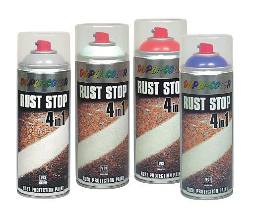 Rust Stop Spraydosen