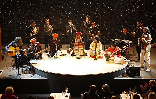 Gypsy Spirit - Harri Stojka & Friends im Porgy & Bess, 4. September 2010
