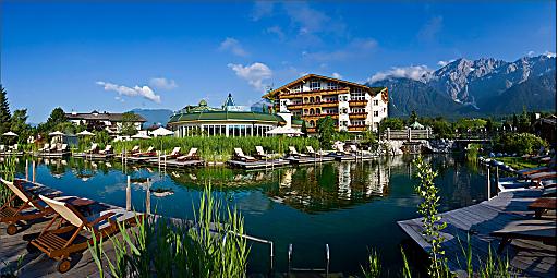 Hotel Alpenresort Schwarz Tirol Osterreich