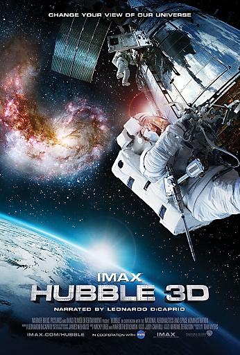 """Die neue IMAX(R)-Weltraumdokumentation """"Hubble 3D - Unser Auge im All"""" startet am 1.Oktober 2010 in den österreichischen IMAX(R)-Kinosälen im Apollo - Das Kino und im Cineplexx Graz."""