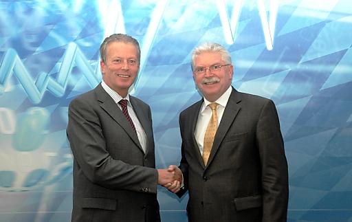 Mitterlehner besuchte BMW, ExpoReal und Wirtschaftsminister Zeil in München
