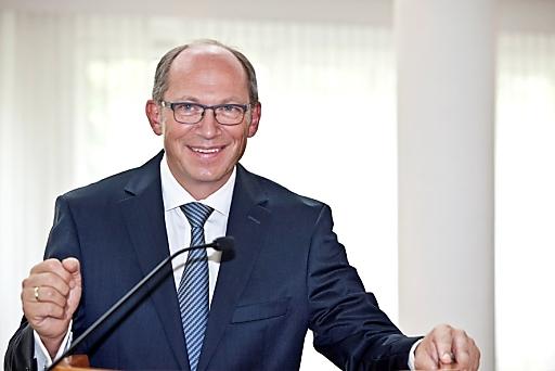 Der neue Präsident des Verbandes der Privatkrankenanstalten Österreichs Herr Primar Dr. Josef Macher.
