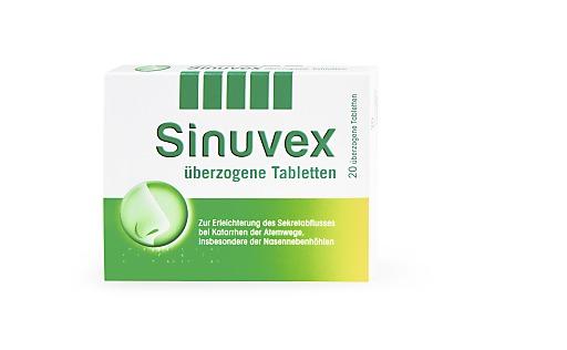 Sinuvex 20 Tabletten