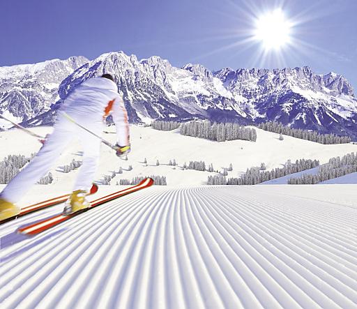 Mit 90 Liften, über 279 Pistenkilometern aller Schwierigkeitsgrade, ein Großteil davon mit modernen Beschneiungsanlagen ausgestattet, ist die SkiWelt Wilder Kaiser - Brixental das größte zusammenhängende Skigebiet Österreichs.