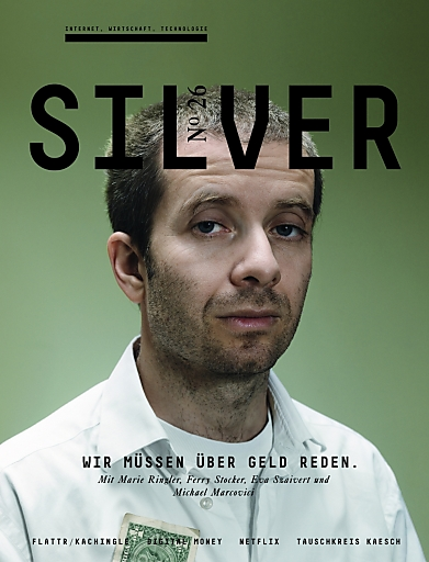 Silver Nr. 26 Titelbild