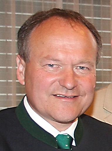 NÖ Bauernbundobmann Hermann Schultes