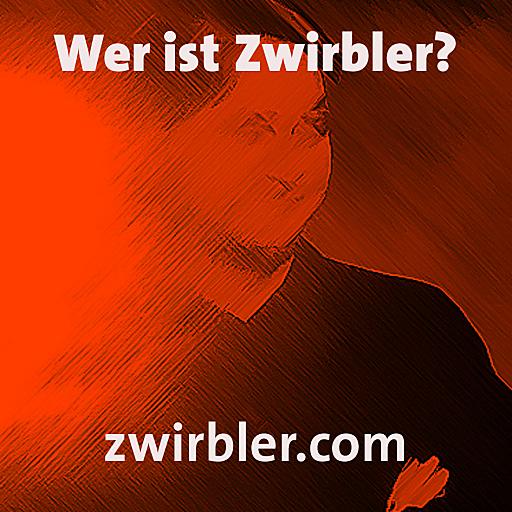 Zwirbler, Hauptfigur des 1. Facebook-Romans