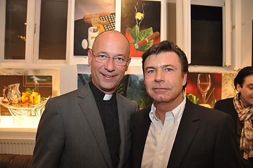 Toni Faber, Michael Holeschofsky