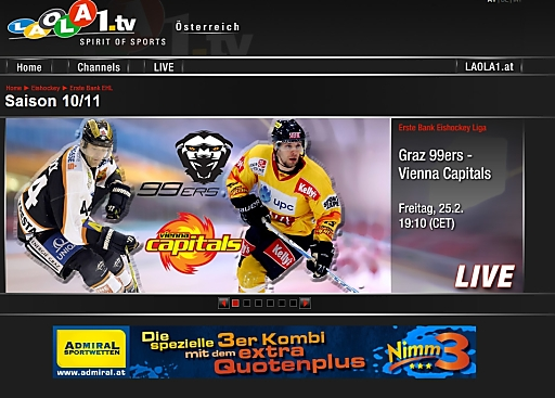 eishockey playoffs live
