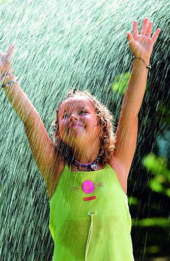 Wertvolle Tipps und Tricks im Umgang mit (Regen)-wasser bietet die IG Regenwassernutzung auf www.igrw.at