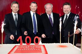 100 Jahre Mietervereinigung österreichs Mietervereinigung