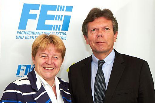 bild jahres pressekonferenz des feei feei fachverband  feei ederer ist neue obfrau des fachverbandes elektro und elektronikindustrie #13