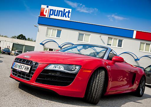 Engineering Dienstleister qpunkt konnte weiteren Auftrag in Millionenhöhe für den Audi R8-Nachfolger gewinnen