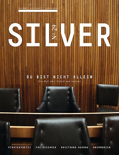 Silver Nr. 29 Titelbild