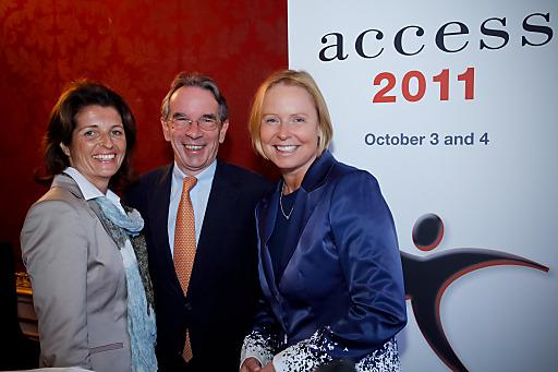 """Die heute eröffnete access, die Fachmesse für Kongresse und Tagungen, steht unter dem Motto """"Veränderung""""."""