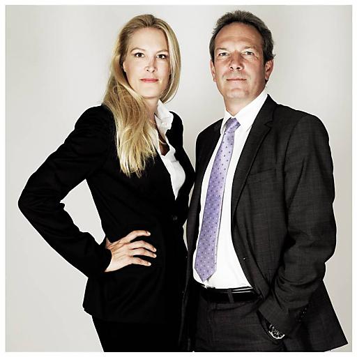 Dr. Eva Dichand (Herausgeberin) und Wolfgang Jansky (Geschäftsführer).