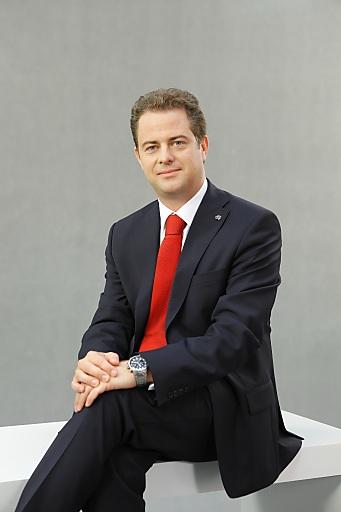 Florian Niedersüss, CMO Vip operator, Republik Mazedonien