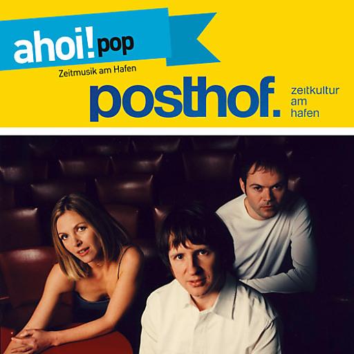 Mit dem ahoi! pop Club-Festival - dem ersten dieser Art in Linz - eröffnet der Posthof einen neuen Schauplatz urbanen Kulturlebens.