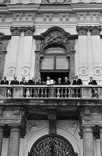 Erich Lessing, Lessing Archiv, Staatsvertrag