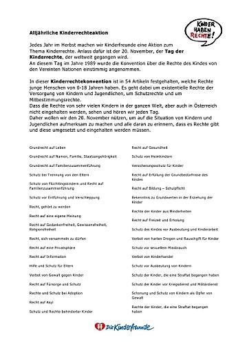 Kinderfreunde starten Mitbestimmungswebsite Kinderlandkarte.at