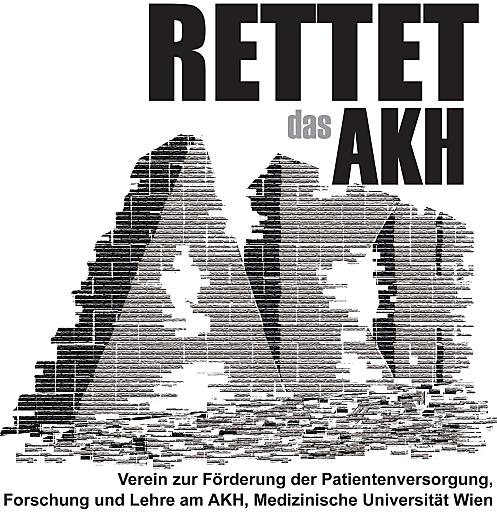 Vereinslogo Rettet das AKH