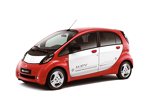 i-MiEV-Modell 2012 ab Euro 24.900,-