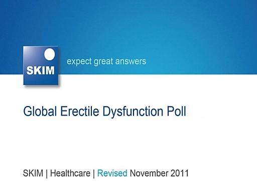 Weltweite Umfrage zum sexuellen Verhalten