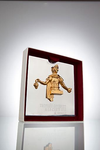 Trophée Gourmet A la Carte 2012.
