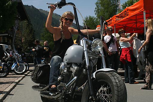 16. Biker Mania Saalbach Hinterglemm - Männer, Mädchen und Motoren