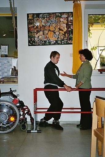 Die IVS Wien setzt sich für die Weiterentwicklung der Wiener Behindertenhilfe ein.