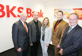 Happy Birthday BKS Bank Perchtoldsdorf