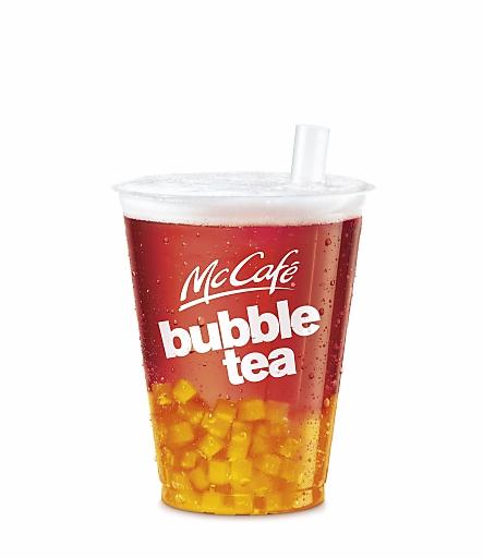Bubble Tea: Das Trend Getränk jetzt auch bei McDonald\'s Österreich ...