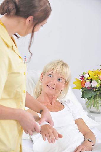 Die Privatklinik Wehrle ist für medizinische und pflegerische Betreuung auf höchstem Niveau bekannt.