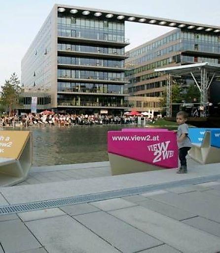 VIERTEL ZWEI - View2 Mieterfest, 5.9.2012.