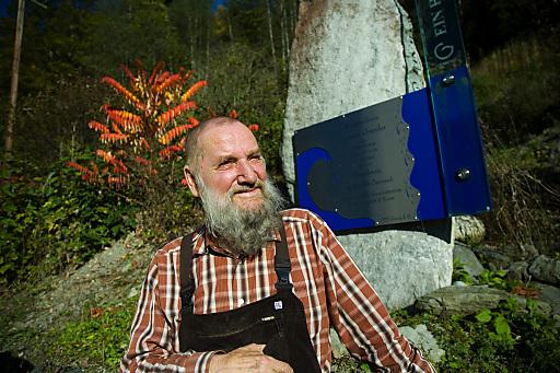 Johann Grander - Naturforscher und Wasserpionier