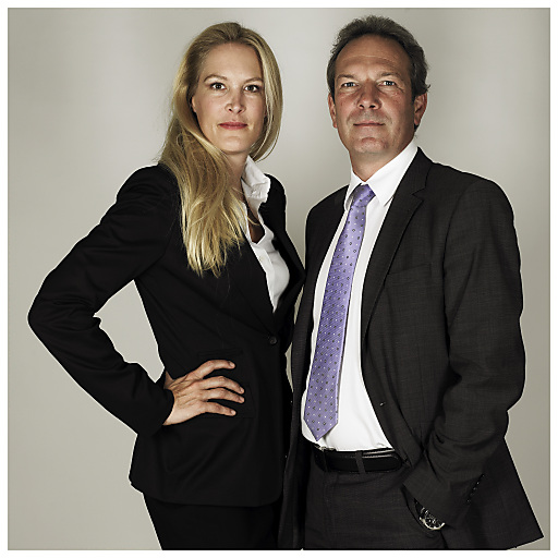 Dr. Eva Dichand und Wolfgang Jansky