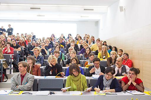 Praxisforschungstagung PH OÖ, Alfred Reiter