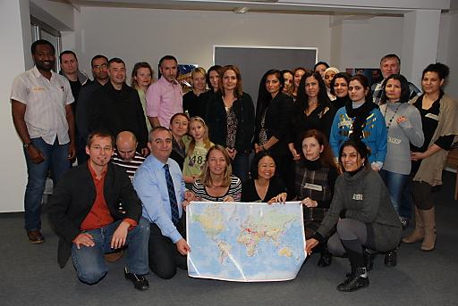 Schulungsbeginn für 26 interkulturelle GesundheitslotsInnen