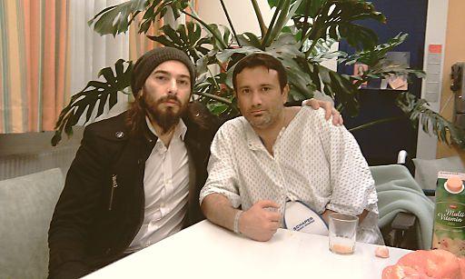 Ercan Karaduman und Mitha Uenal
